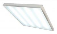 Светодиодный офисный светильник  «Опал»  36 ватт мет. корпус универсальный
