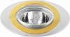 Светильник ИВО-50w 12в GU5.3 поворотный золото/никель/золото